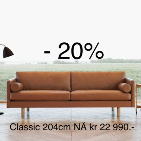 Classic 204 kr 22990.-