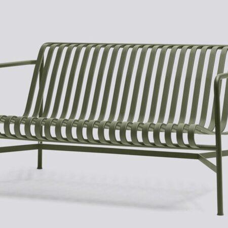Hay palissade lounge sofa olive