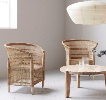 Chair w armrest rika nature bilde 2